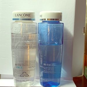 Lancôme Bi- Facial Face & Eye Makeup Remover $80